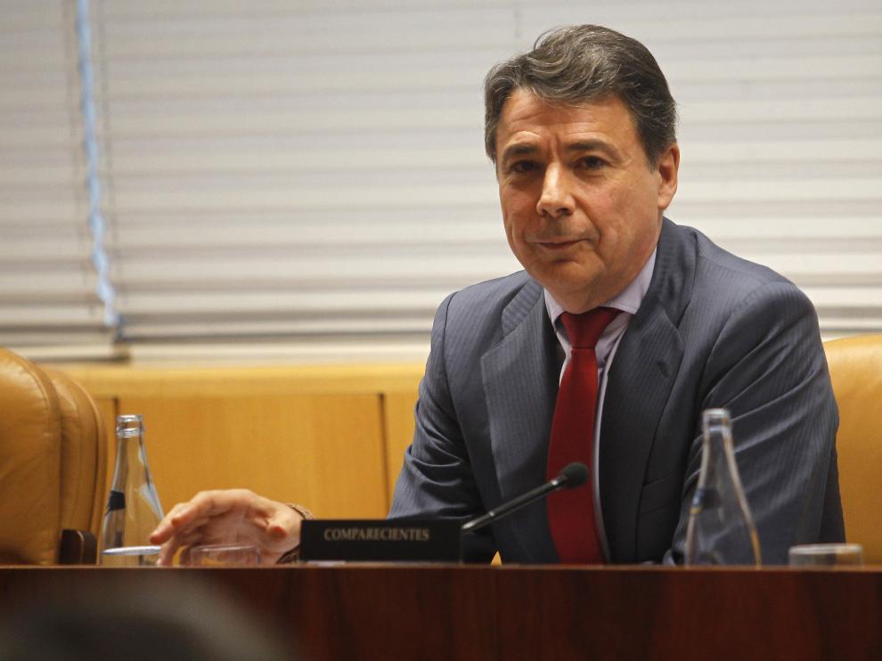Ignacio González, en una foto de archivo.