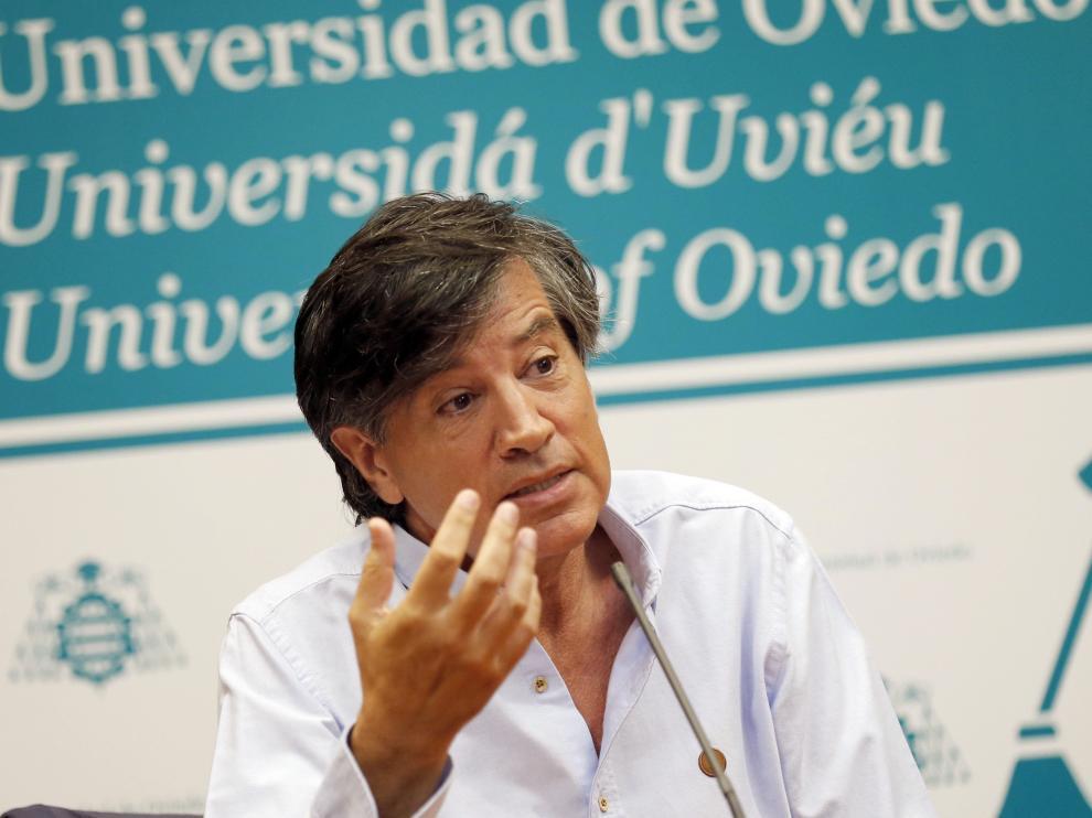 El investigador bioquímico Carlos López Otín.