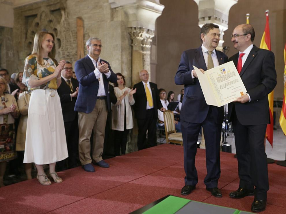 Premios de las Cortes de Aragón