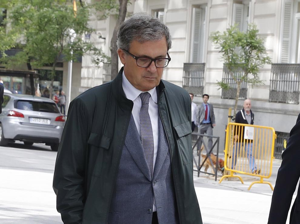 Jordi Pujol Ferrusola, el primogénito del expresidente catalán