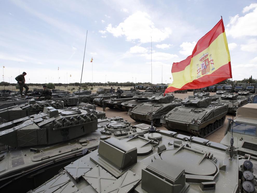 Brigada de Infantería Mecanizada Extremadura XI.