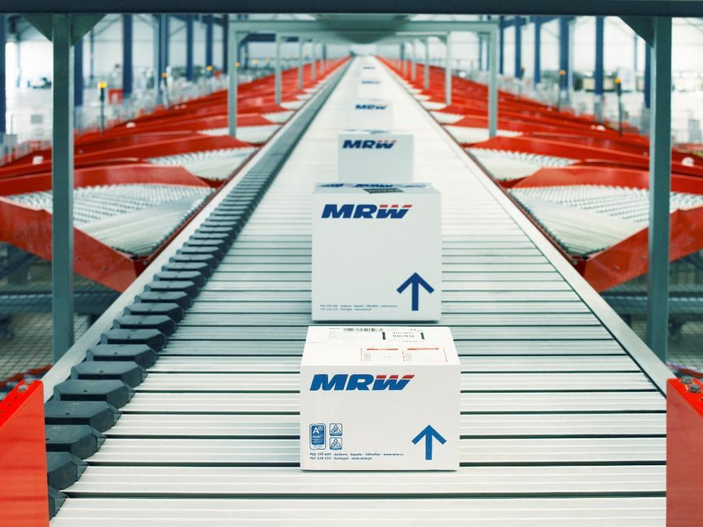 Enviar las compras a casa desde Puerto Venecia, ya es posible con MRW