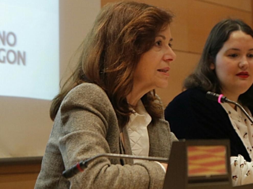La directora del IAM, Natalia Salvo.