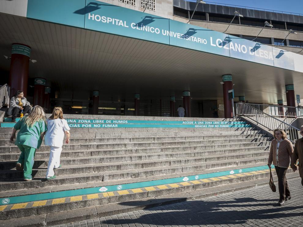 El hospital Clínico de Zaragoza recibirá uno de estos diez mamógrafos.
