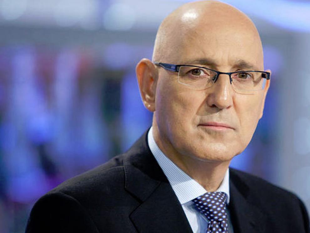 José Antonio Álvarez Gundín, director de los informativos de RTVE.