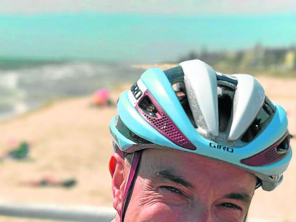 Ángel Vicioso defiende los colores del Katusha-Alpecin desde 2012.