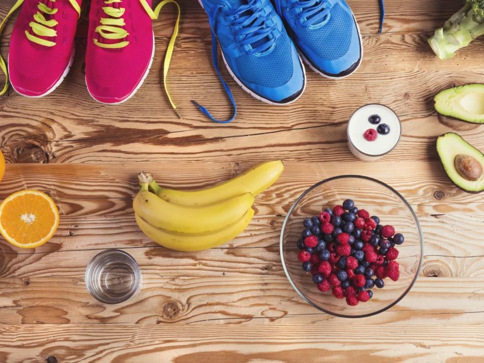Hay cierta confusión sobre qué alimentación es saludable cuando se practica ejercicio.
