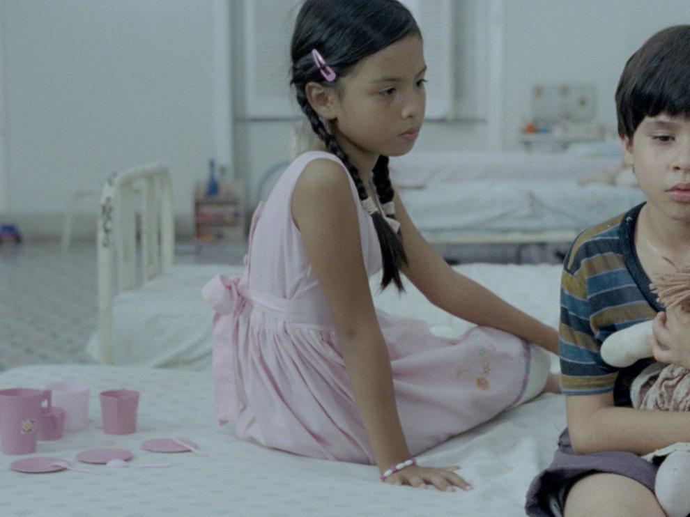 Fotograma del cortometraje brasileño 'Shala'