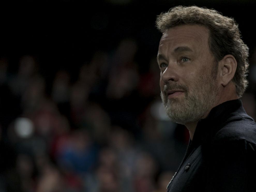 Imagen de archivo del actor estadounidense Tom Hanks.