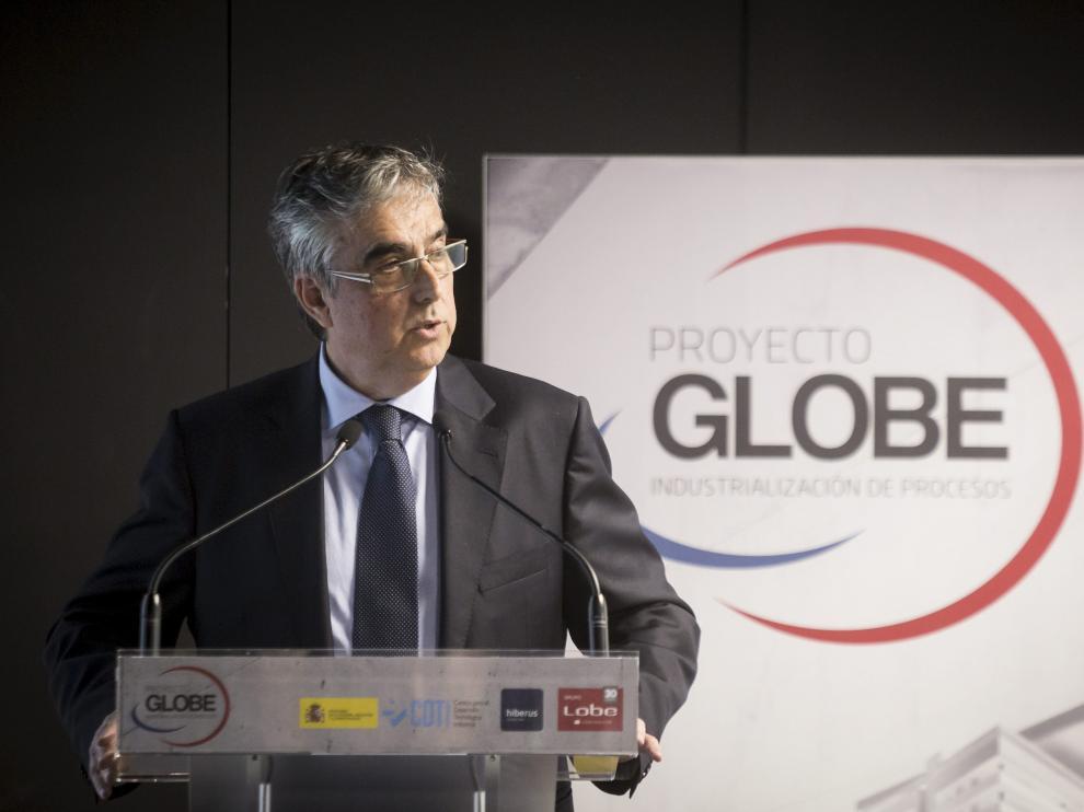 Juan Carlos Bandrés, director general del grupo Lobe.