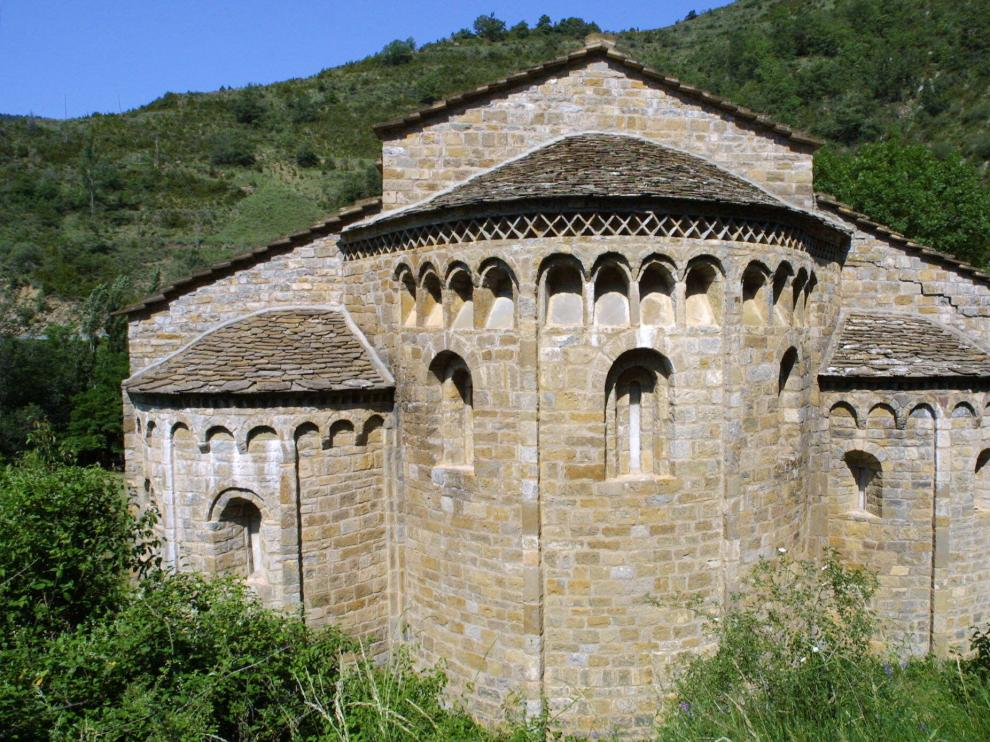 Monasterio de Obarra.