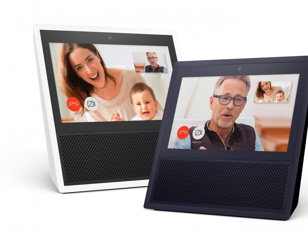 Amazon presenta un dispositivo inteligente de control del hogar con pantalla.
