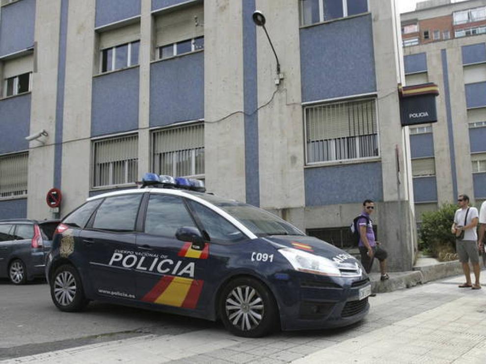 Jefatura de Policía Nacional en Zaragoza