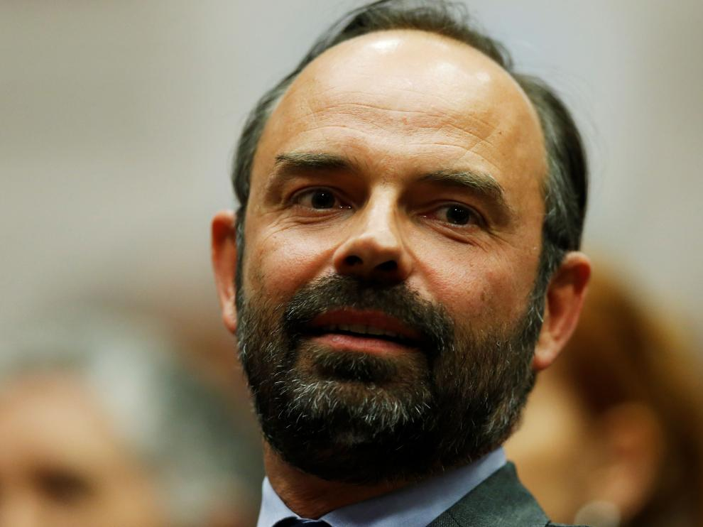 Édouard Philippe, nuevo primer ministro francés