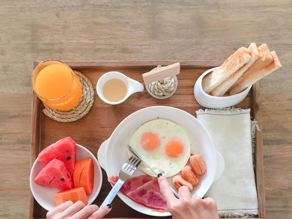 El mejor desayuno es que el que se adecua a nuestro ritmo de vida.