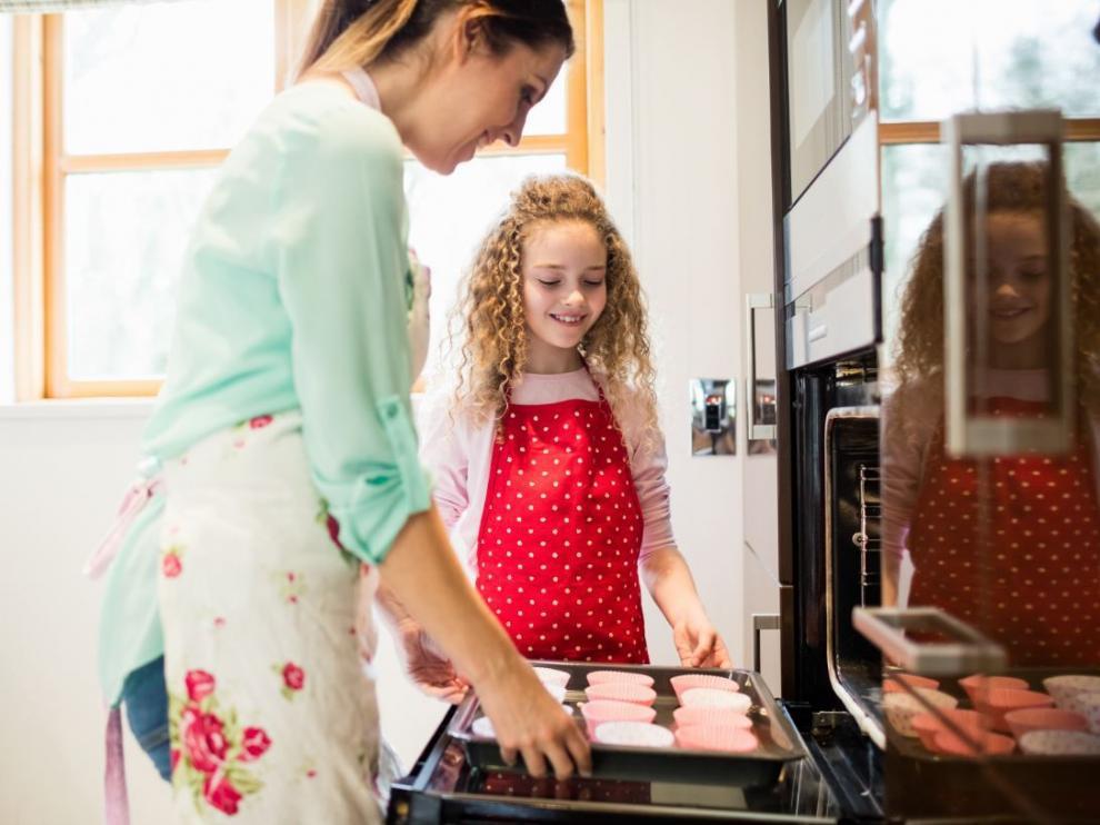 Un elevado porcentaje de las quemaduras suele producirse en la cocina.