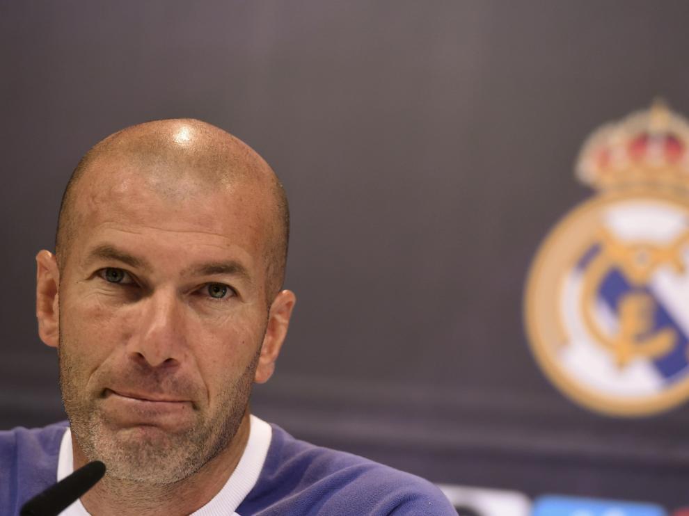 Al equipo de Zinedine Zidane le basta con un simple empate para coronarse campeón.