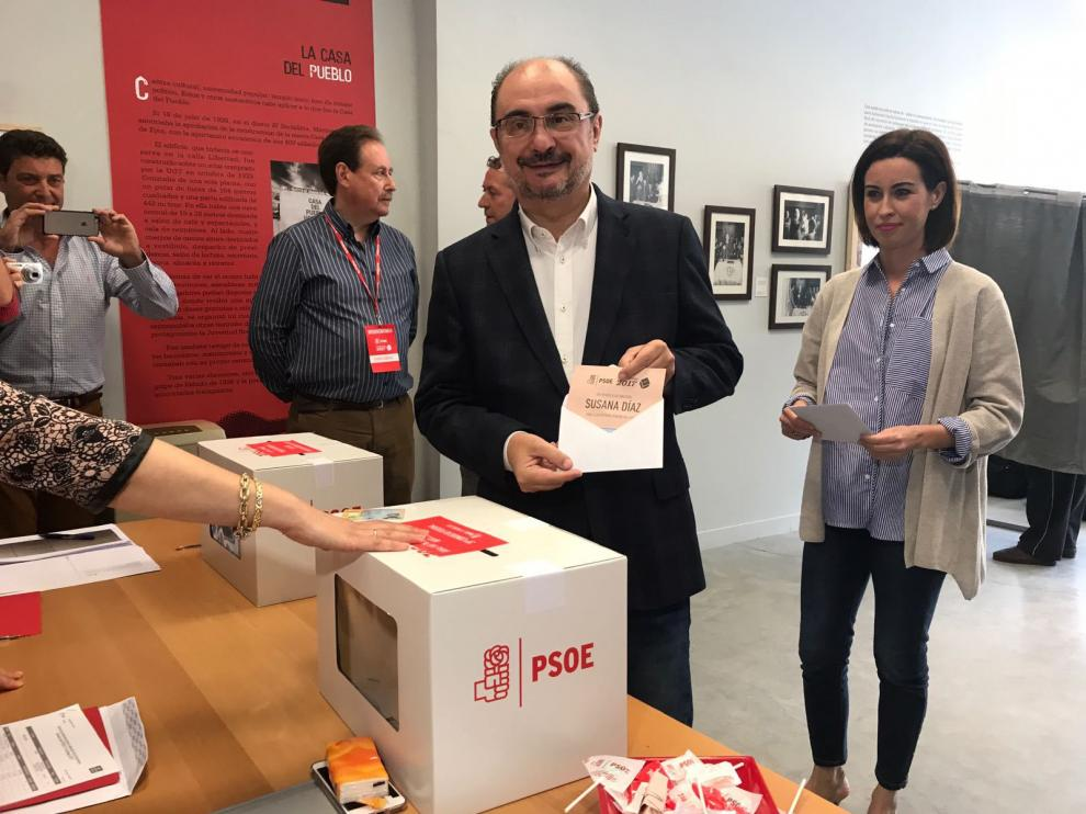 Votaciones en el PSOE