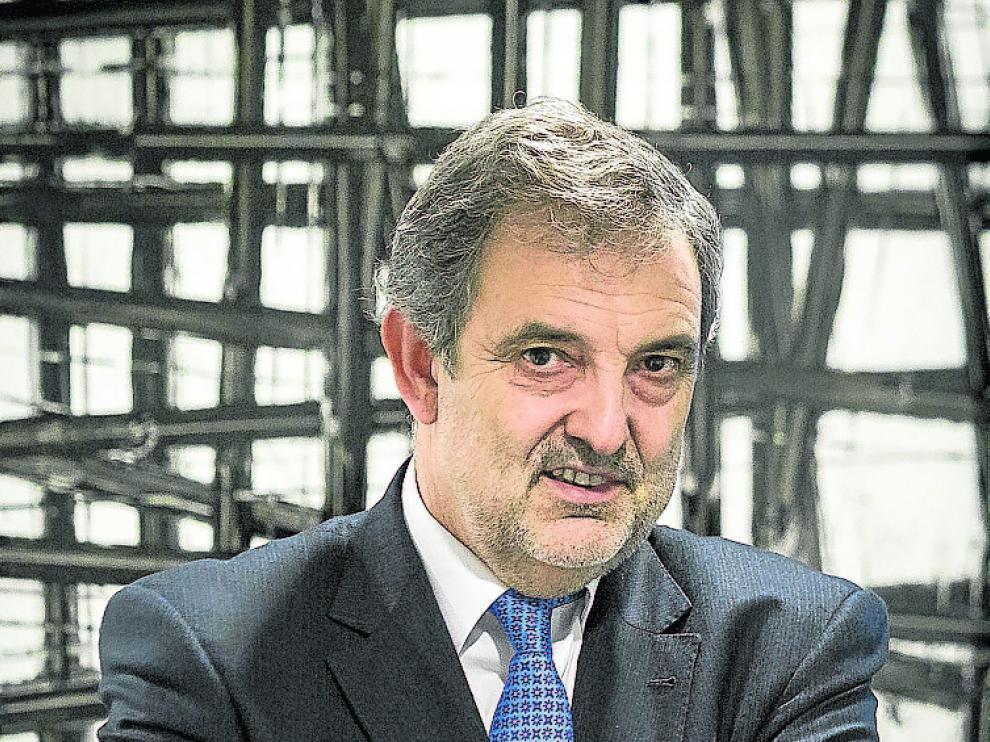 Luis Miguel Gilpérez participó en un encuentro territorial.