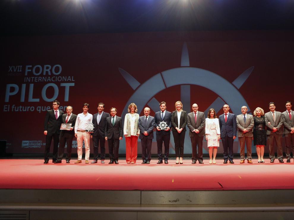 Gala de los XVII Premios Pilot