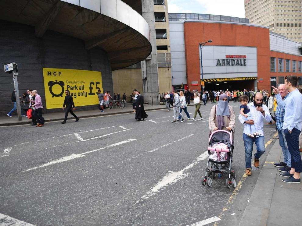 Masacre en el Manchester Arena