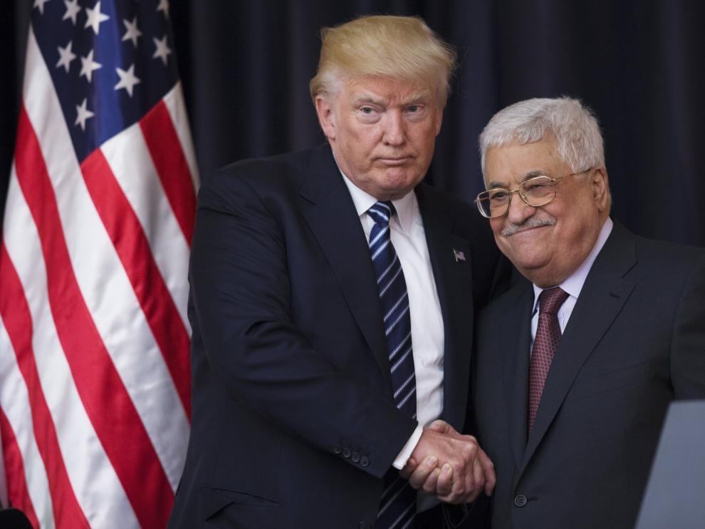 Trump y su familia visitan Oriente Medio