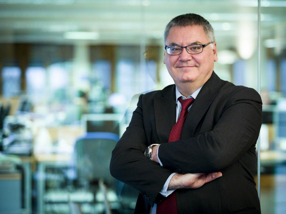 Francisco Roca, presidente de la ACB.