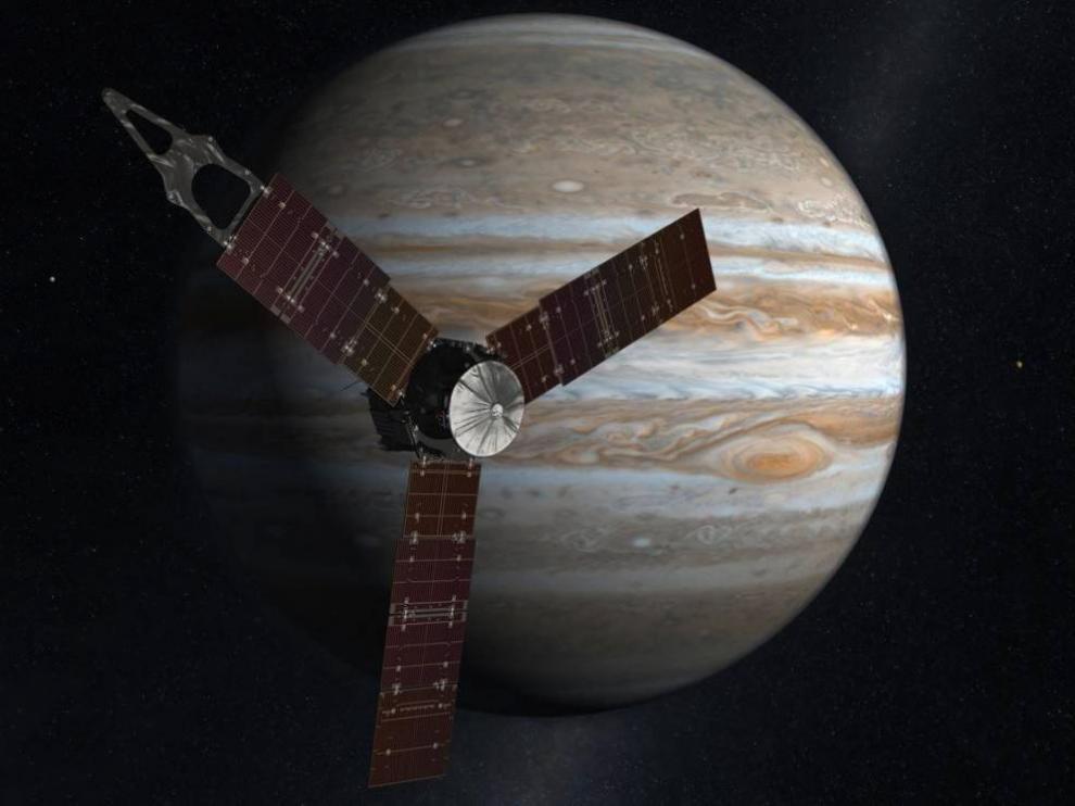 Planeta Júpiter.
