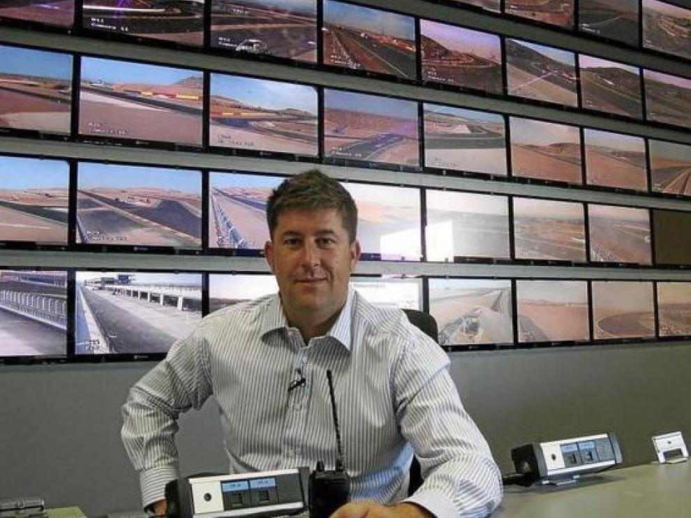 Tomé Alfonso, hasta ahora director de Motorland en una imagen de archivo