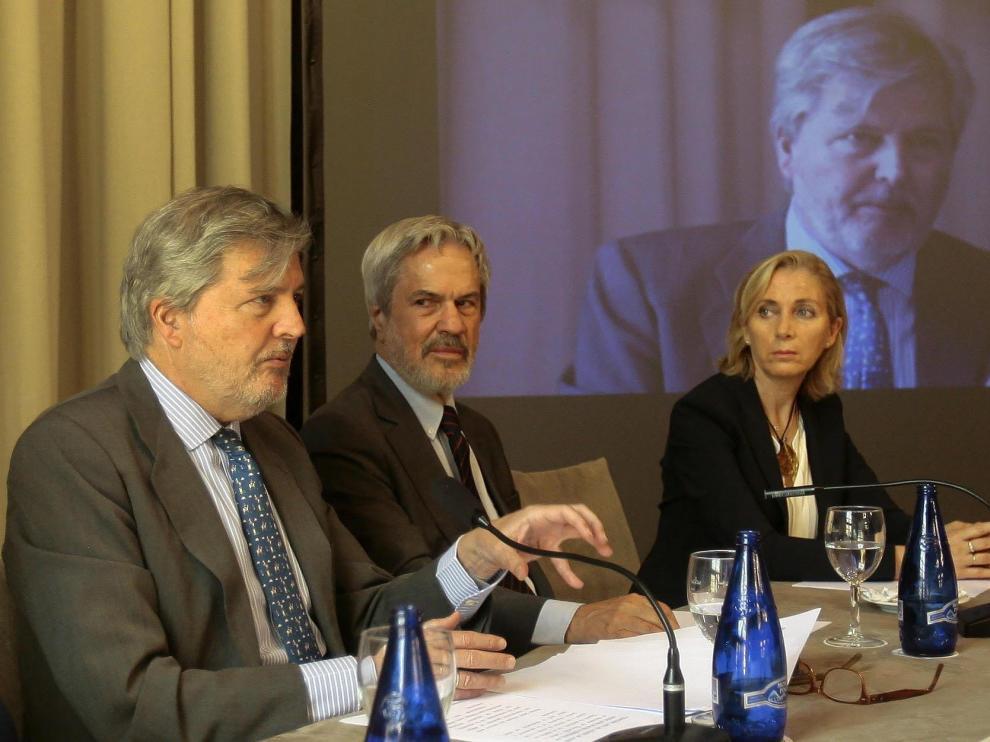 Méndez de Vigo inaugura en Sigüenza un congreso sobre convivencia escolar.