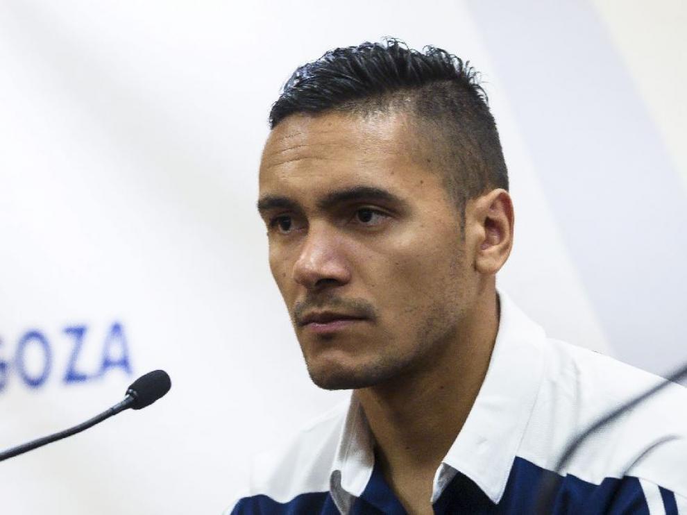 Marcelo Silva, en rueda de prensa.