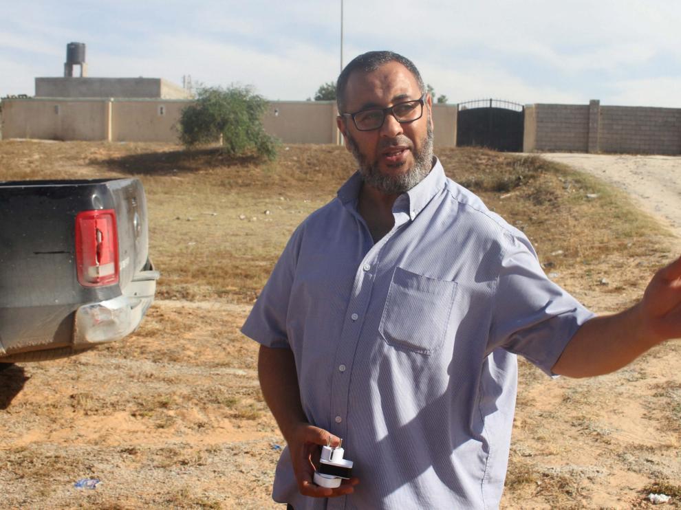 Ramadam Abedi, padre del autor del atentado de Mánchester, Salman Abedi, ha sido detenido.