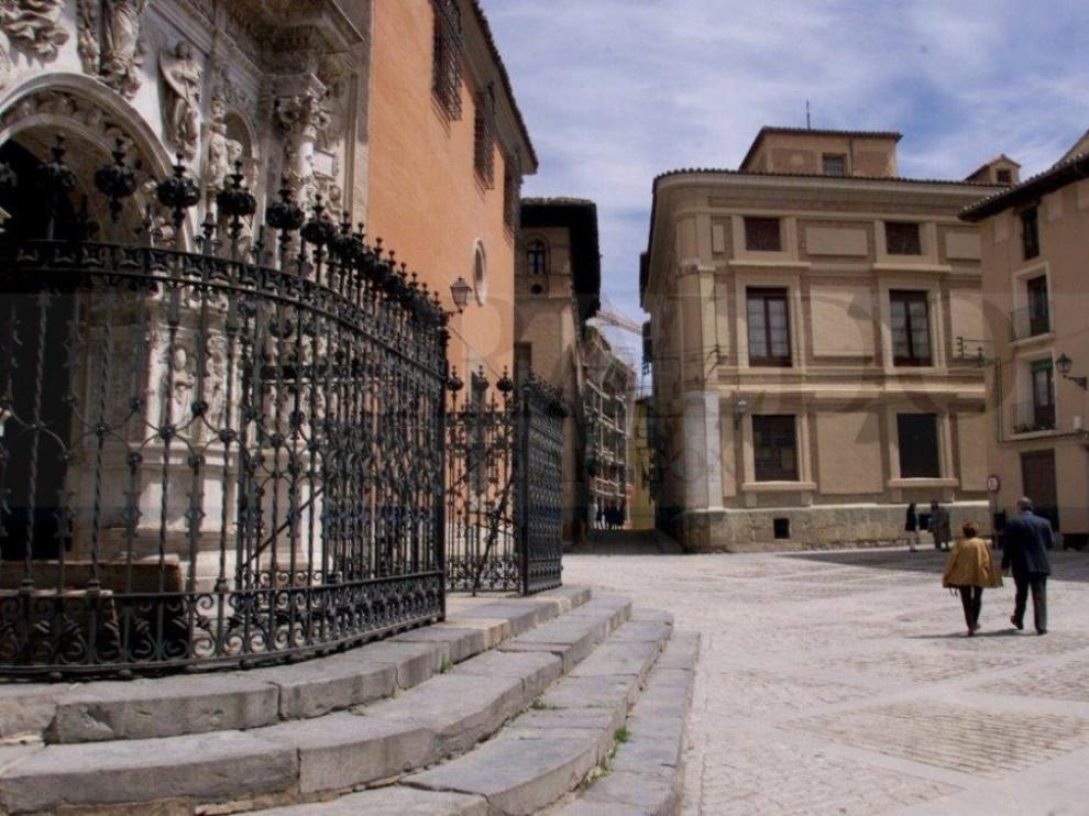 La colegiata de Santa María de Calatayud será una las paradas de la visita.