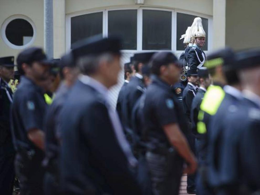La policía Local de Zaragoza celebra su patrona el próximo 1 de junio
