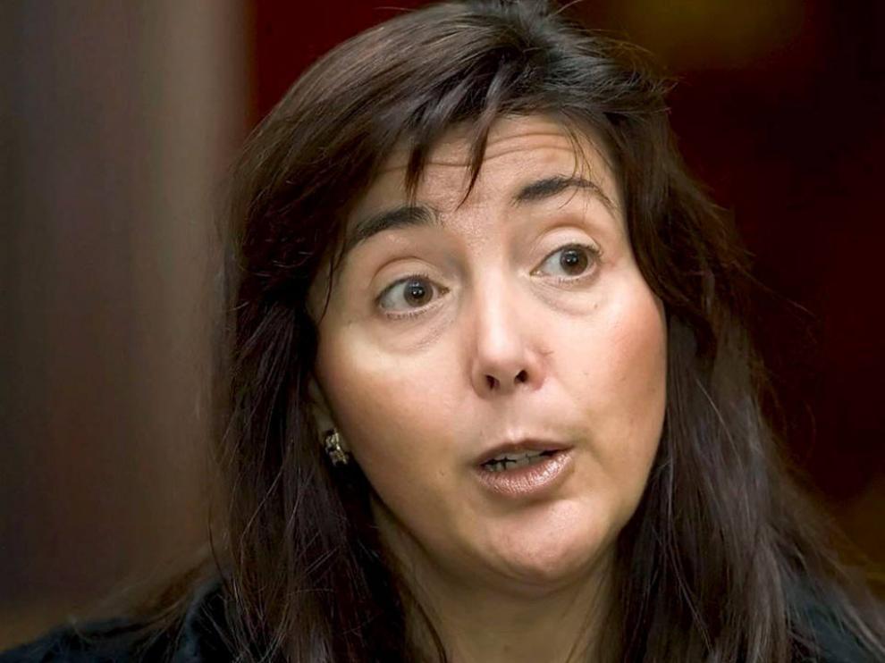 La juez Concepción Espejel