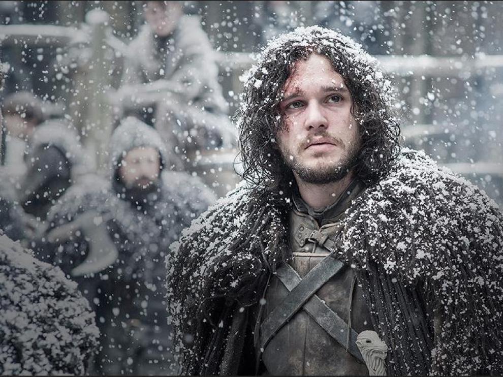 Jon Nieve, el personaje de Juego de Tronos.