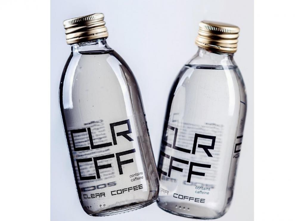 Clear Coffe, el café que no mancha los dientes