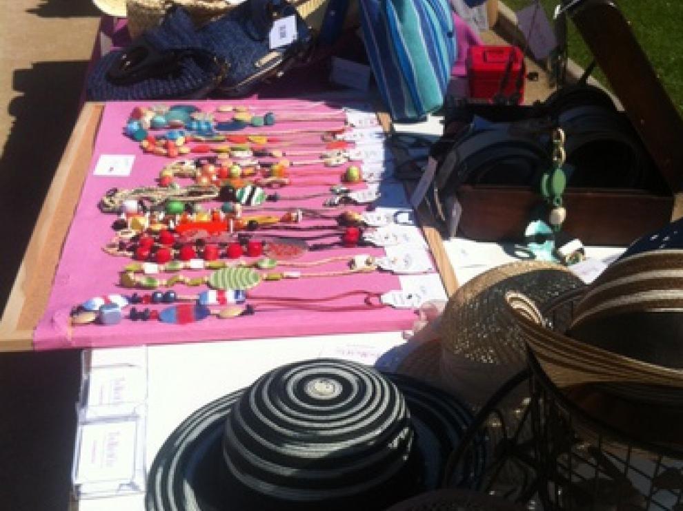 El parque de Cuarte será un año más escenario del mercado artesanal.