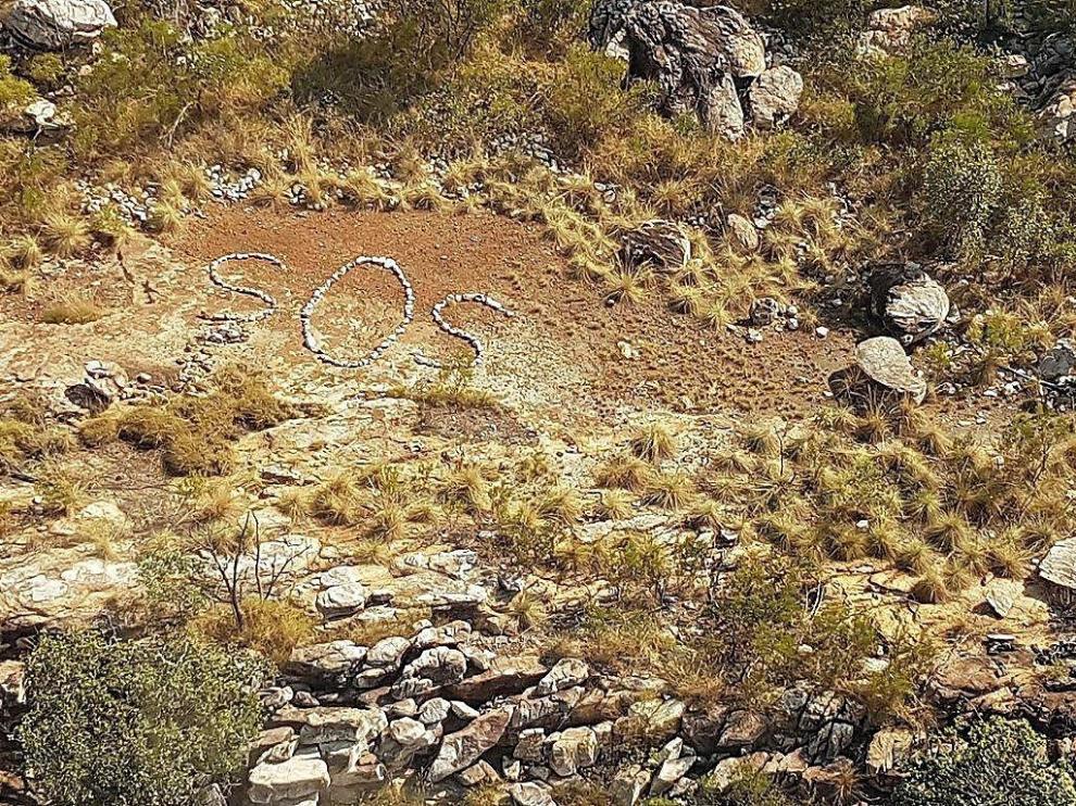 El misterioso SOS aparecido en una zona remota de Australia