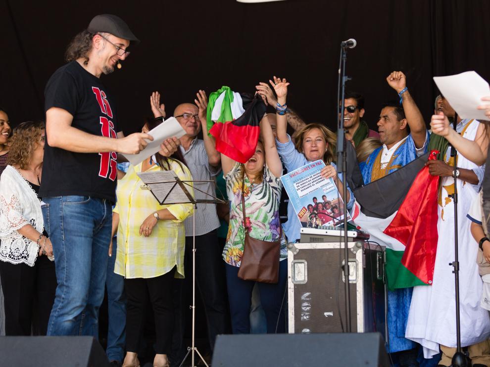 'Zaragoza diversa', la fiesta de las culturas