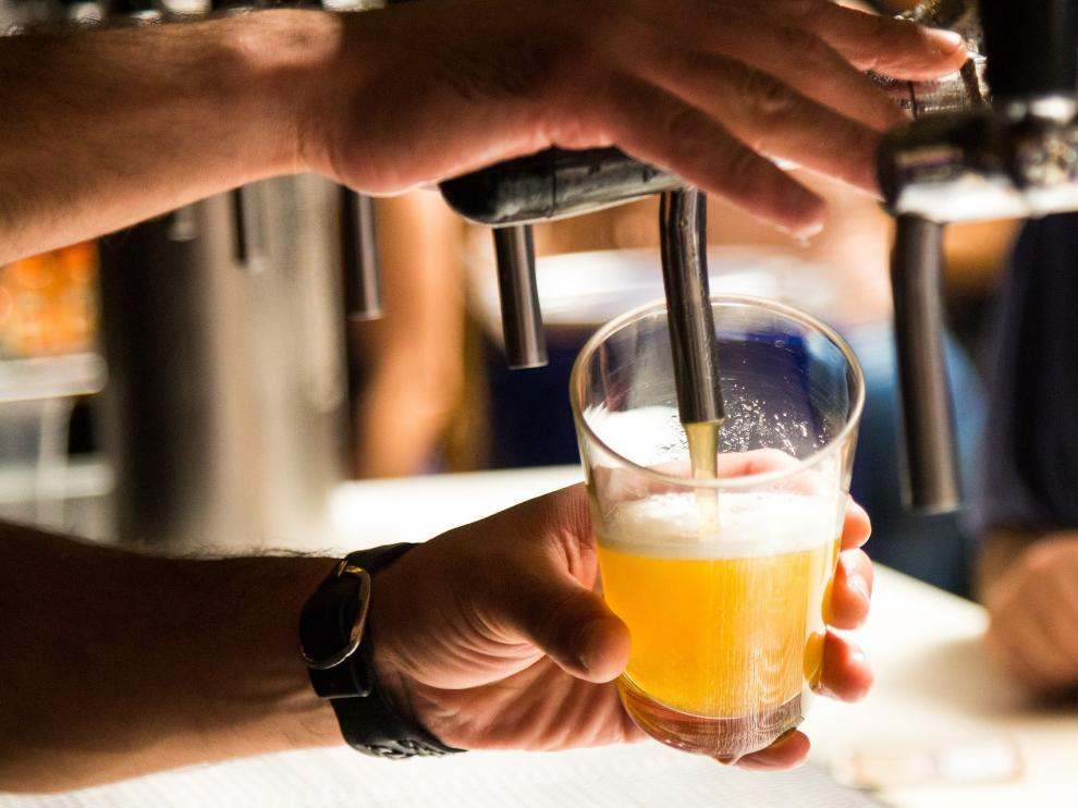 Dependiendo de un tipo u otro de cerveza, la fermentación se consigue a temperaturas distintas.