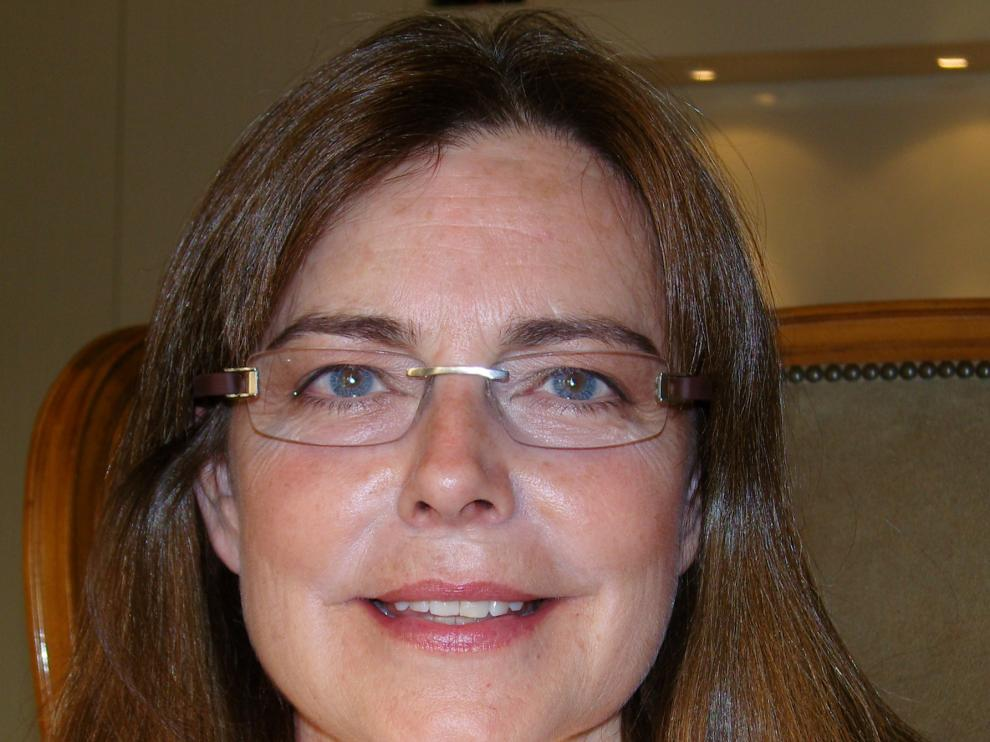 La psiquiatra zaragozana Laura Ferrando, elegida presidenta de la Asociación Española de Psiquiatría Privada.