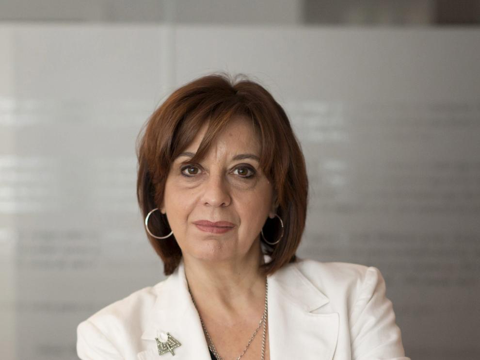 Marisa Navas, presidenta de 'Lainformacion.com'