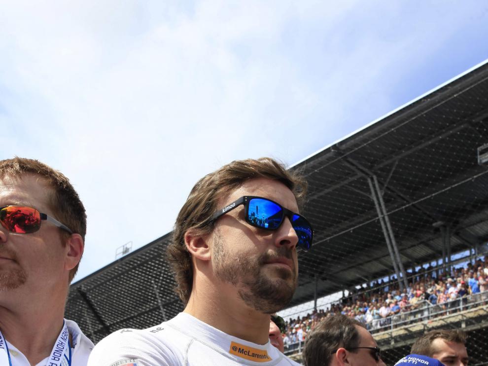 Las 500 millas de Indianápolis con Alonso como protagonista