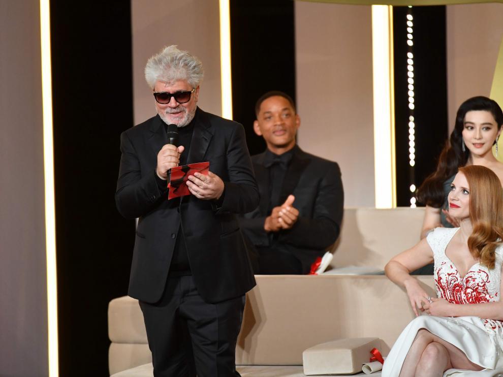 Alfombra roja y palmarés del festival de cine de Cannes