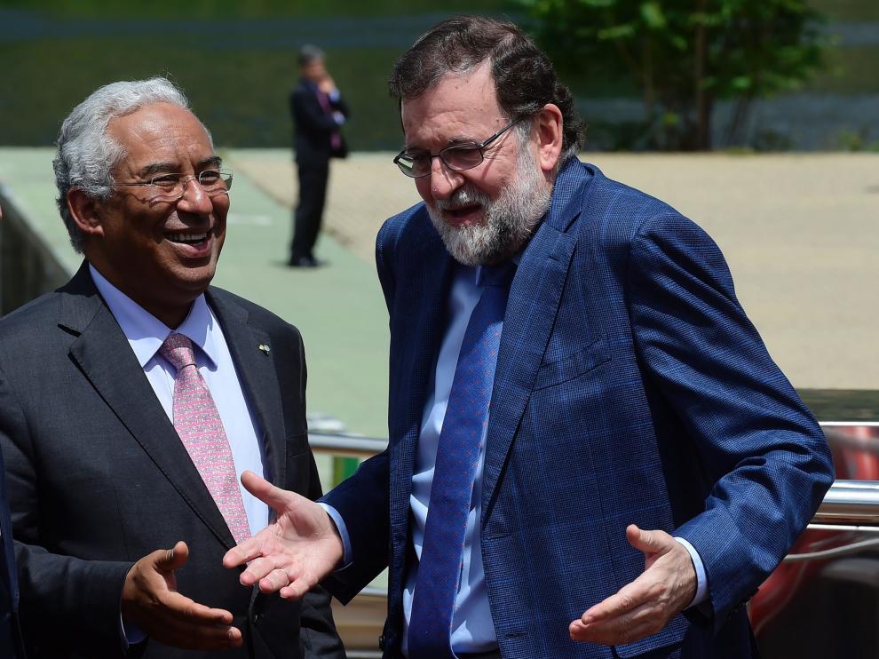 El presidente del Gobierno está de visita en Portugal