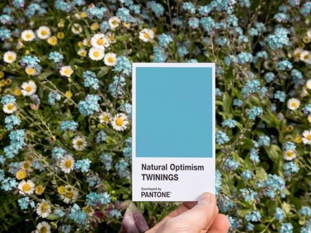 Pantone ha diseñado un color capaz -dicen- de ponernos de buen humor.