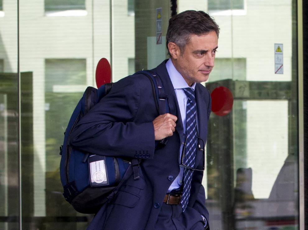 El fiscal Anticorrupción, Emilio Sánchez Ulled.
