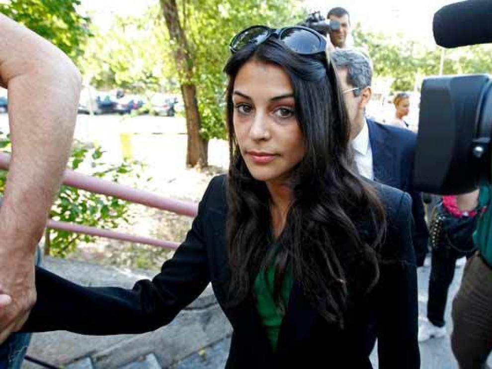 Una imagen de archivo de la actriz Sara Casasnovas.