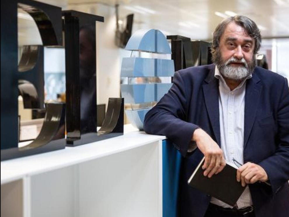 García Cuartango, cesado como director de 'El Mundo'